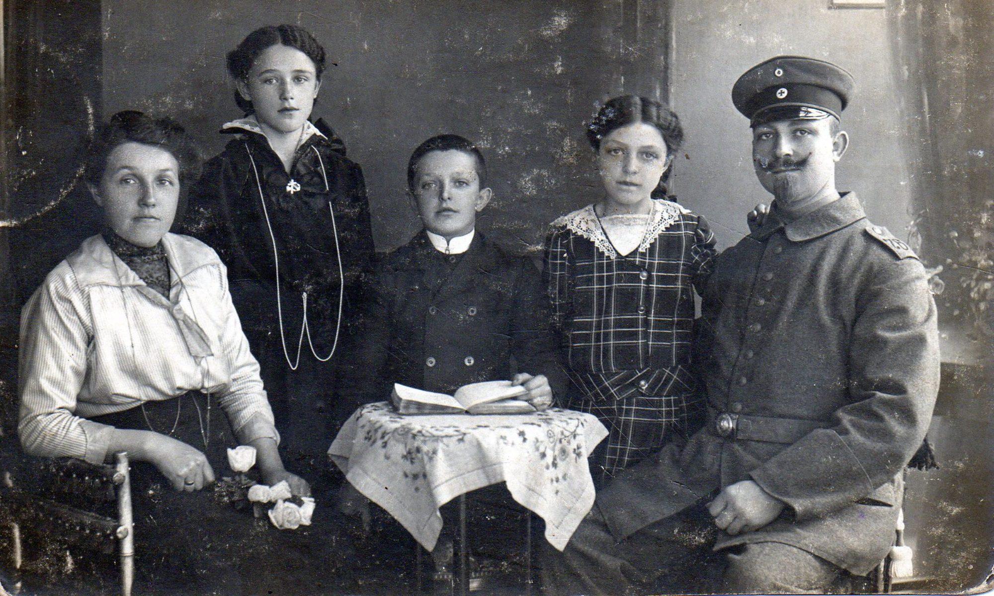 Familie Fellendorf